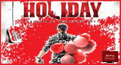 Watch Holiday exclusive on indopia.com !!