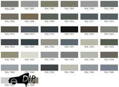 ral farben fensterrahmen 7048 wohnideen pinterest fensterrahmen farben und fassaden. Black Bedroom Furniture Sets. Home Design Ideas