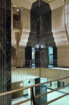 Chicago Board of Trade_Lobby Detail_Photo © Gregory Saliola.