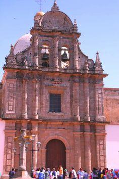 Templos de Ciudad Guzmán, Jalisco, MEXCO