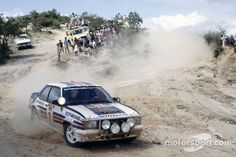 Ari Vatanen - Opel Ascona - 1983 Road Rally, Road Racing, Auto Racing, Rally Raid, Japanese Cars, African Safari, Car And Driver, Toyota Celica, Kenya
