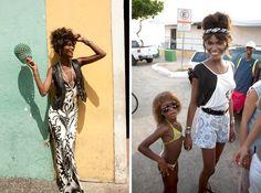 Carmelita Mendes – Elle Italia July 2012