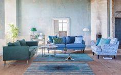 Les nouveaux tissus Bemz pour IKEA : Les nouveaux canapés IKEA relookés par Bemz - Journal des Femmes
