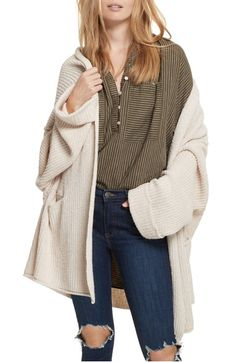 Free People cardigan only $76!