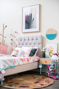 super pretty girl's room