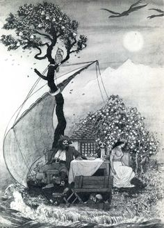 The Art Of Animation, Sidney Sime