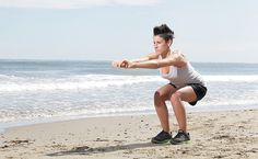 7 Squat Variations to Tone Your Butt and Thighs