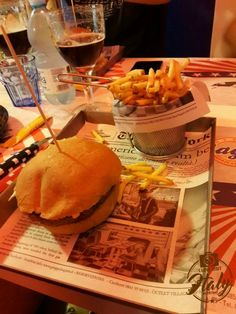 Lifestyle, Travel, food,Shopping,Italy   Mangiare americano a Lanciano: Yes I can!   http://ilovevisititaly.com