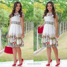 """5,588 Likes, 126 Comments - P A O L A S A N T A N A (@paaolasantanaa) on Instagram: """"@cerqueiras_moda } {Apaixonada por esse vestido Maravilhoso! ✅@cerqueiras_moda} whats: (11)…"""""""