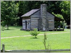 Davy Crockett Birthplace State Park, in Eastern Tennessee