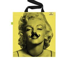 MARISTACHE | Screen printed eco-friendly bag | by BAGNANAS Eco Friendly Bags, Printed Tote Bags, Screen Printing, Prints, Movie Posters, Film Poster, Screenprinting, Popcorn Posters, Film Posters