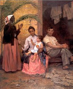 A redenção de Cam, 1895 Modesto Brocos (Espanha/Brasil, 1852-1936) óleo sobre tela, 199 x 166 cm MNBA [Museu Nacional de Belas Artes], Rio de Janeiro