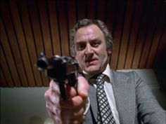 YOUR'E NICKED! John Thaw as Jack Regan, was such a great character, well acted with a mixture of humour and darkness.
