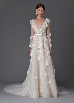 It's New York Bridal Week and we JUST got a look at the latest designs from Marchesa – and let us just say, we are obsessed!! OBSESSED!!    See the rest of this post →   Similar Posts You'll Love  Tw