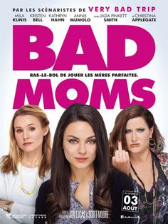When three overworked and under-appreciated moms are pushed beyond their limits, they ditch their conventional responsibilities for a jolt of long overdue freedom, fun and comedic self-indulgence. Amy has a seemingly perfect life - a great marriage, over-achieving kids, a beautiful home and a career.