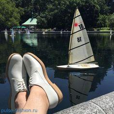Модная мужская обувь весна-лето 2016 Christian Louboutin