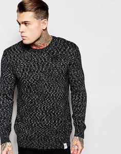 Nicce London Speckled Jumper