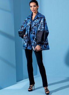 V9368   Misses' Jacket   Vogue Patterns