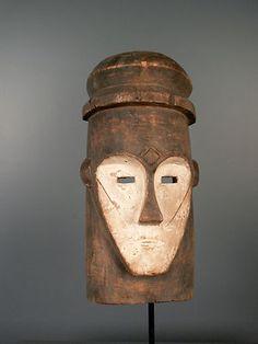 Tsogho Mask African Tribal Art Arte Africano Africanische Kunst | eBay