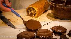 Παραδοσιακές Καριόκες (παραδοσιακό γλυκό Ξάνθης) | magiacook Food And Drink, Pudding, Sweets, Desserts, Kitchen, Tailgate Desserts, Deserts, Cooking, Gummi Candy