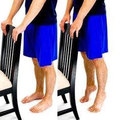 heel raises exercise for heel pain