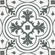 New Forties 8 x 8 Ceramic Field Tile by EliteTile Patio Garden Furniture. offers on top store Bathroom Flooring, Kitchen Flooring, Entryway Flooring, Kitchen Tile, Kitchen Design, Mosaic Tiles, Wall Tiles, Backsplash Tile, Marble Mosaic