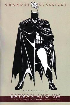 Batman - Ano Um #01 de #04