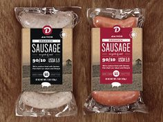 Creative Packaging, Food, Sausage, and Meat image ideas & inspiration on Designspiration