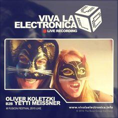 Oliver Koletzki b2b Yetti Meissner – Fusion Festival 2015 live