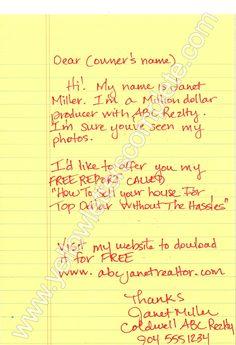 Yellow Letter Investor 11