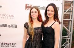 Madeleine Stowe and daughter