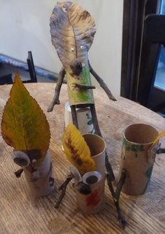 Outdoor Nature Crafts for Kids - Inspire Creativity, Reduce Chaos & Encourage Learning with Kids