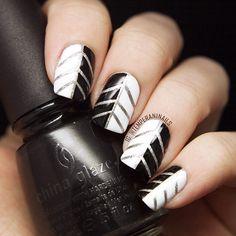 Instagram photo by temperaninails #nail #nails #nailart