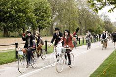 London Tweet Run may, 2012.