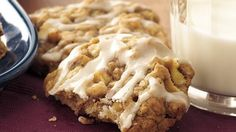 Pack up these soft, spicy oatmeal cookies for a much appreciated lunch-box dessert.