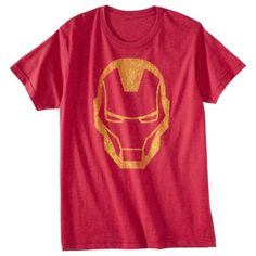 Marvel Ironman Graphic Tee -- One of THE COOLEST Avengers out there.