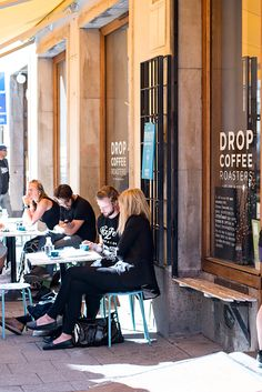 10 Food & Shopping hotspots you need to know in Stockholm - Drop Coffee Roasters