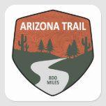 Arizona Trail Square Sticker   hiking and backpacking, hiking pictures, hiking snacks #hikingultralight #hikingwomen #hikingforthewin Hiking Food, Hiking Tips, Camping And Hiking, Camping Tips, Backpacking, Grand Canyon Hiking, Arizona, First Time Camping, Utah