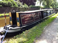 A variety of boat holiday destinations and suggestions for new and experienced narrowboaters alike. Narrowboat Holidays, Canal Boat, Vintage Travel Trailers, Holiday Destinations, Planes, Boats, Alternative, Outdoor Decor, Art