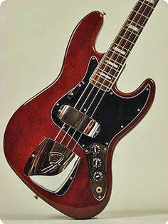 Fender / Jazz Bass / 1978 / Mocha / Vintage Bass