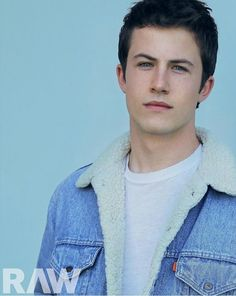 Dylan Minnette (@rawpages)