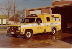 Flickr Search: chevy ambulance   Flickr - Photo Sharing!