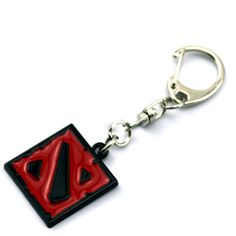 Dota 2 keychain pudge toys set action figures resin weapons sword Talisman props ornaments car styling decor