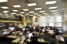 Grupo Folha põe à venda parte do UOL