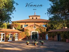 Viansa Winery at the entrance of Sonoma Valley. My sister and I stumbled upon this one and it was one of my favorites.