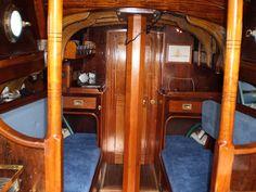 cyril white folkboat sailing pinterest. Black Bedroom Furniture Sets. Home Design Ideas