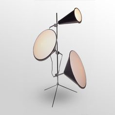 iF ONLY I HAD THE ROOM.......Find it at the Foundary - Diffuser Floor Lamp