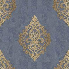 Damasks, Vinyls, Tapestry, Pattern, Art, Drawing Drawing, Hanging Tapestry, Tapestries, Damask
