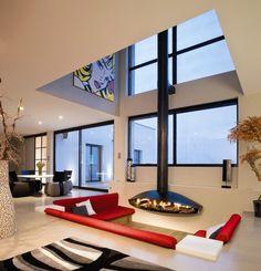 Kaminöfen Modernes Design   Google Suche | Kaminöfen | Pinterest | Kaminofen  Modern, Kaminofen Und Modernes Design