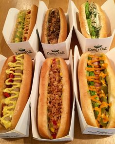 To-do-list: leoni's deli (67, rue d'Argout) a hot-dog place in Paris #foodinparis